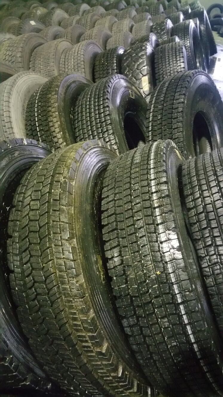 Fari group offers the best Japanese used tires selection and